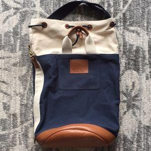 Coach Beach l/ Travel Bag * NWOT